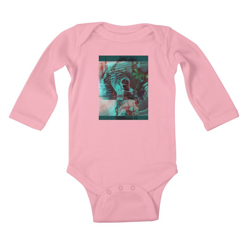 Revolutionary Saint Kids Baby Longsleeve Bodysuit by radesigns's Artist Shop