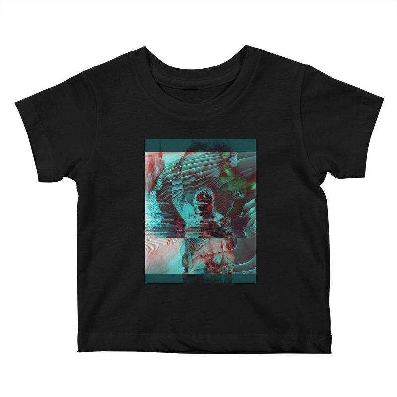 Revolutionary Saint Kids Baby T-Shirt by radesigns's Artist Shop