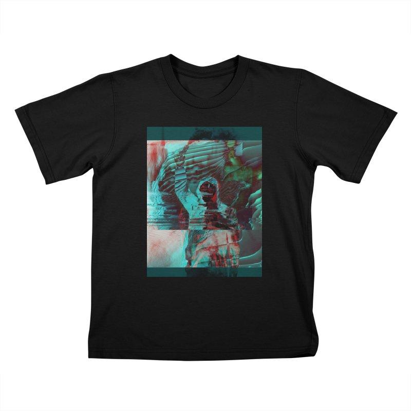 Revolutionary Saint Kids T-Shirt by radesigns's Artist Shop
