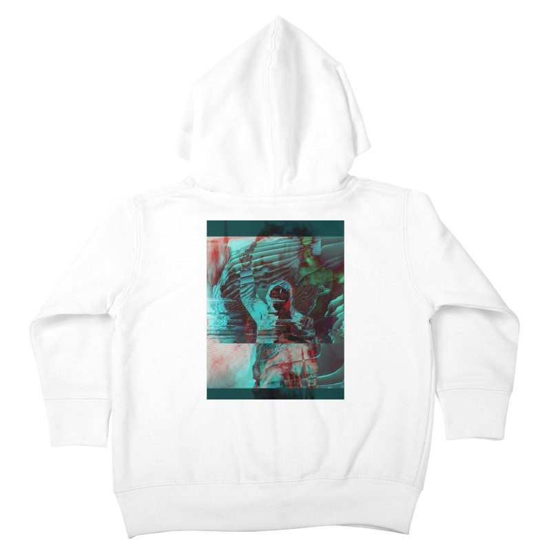 Revolutionary Saint Kids Toddler Zip-Up Hoody by radesigns's Artist Shop