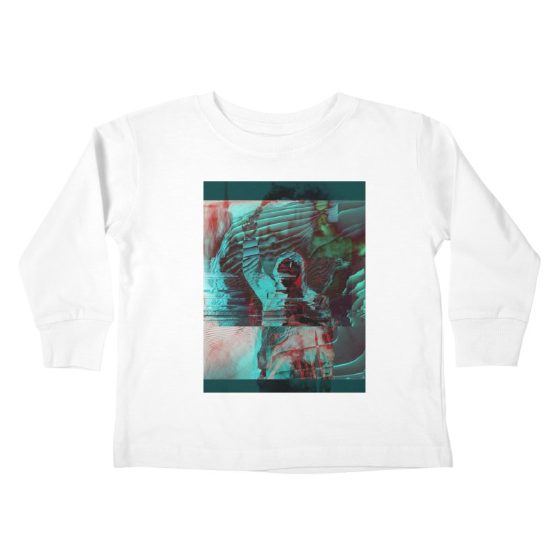 Revolutionary Saint Kids Toddler Longsleeve T-Shirt by radesigns's Artist Shop