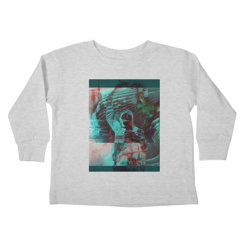 Revolutionary Saint Kids Toddler Longsleeve T-Shirt by radesigns's Artist Shop