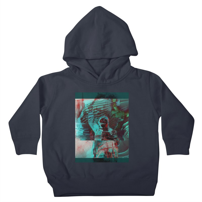 Revolutionary Saint Kids Toddler Pullover Hoody by radesigns's Artist Shop