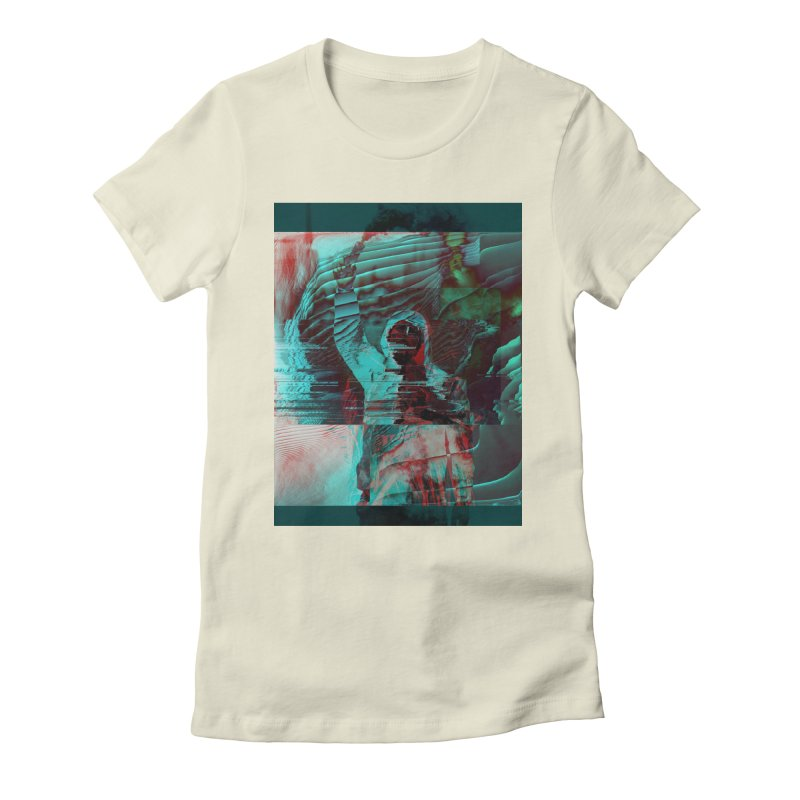 Revolutionary Saint Women's Fitted T-Shirt by radesigns's Artist Shop