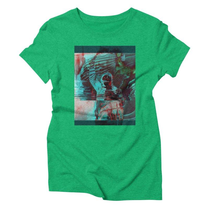 Revolutionary Saint Women's Triblend T-Shirt by radesigns's Artist Shop