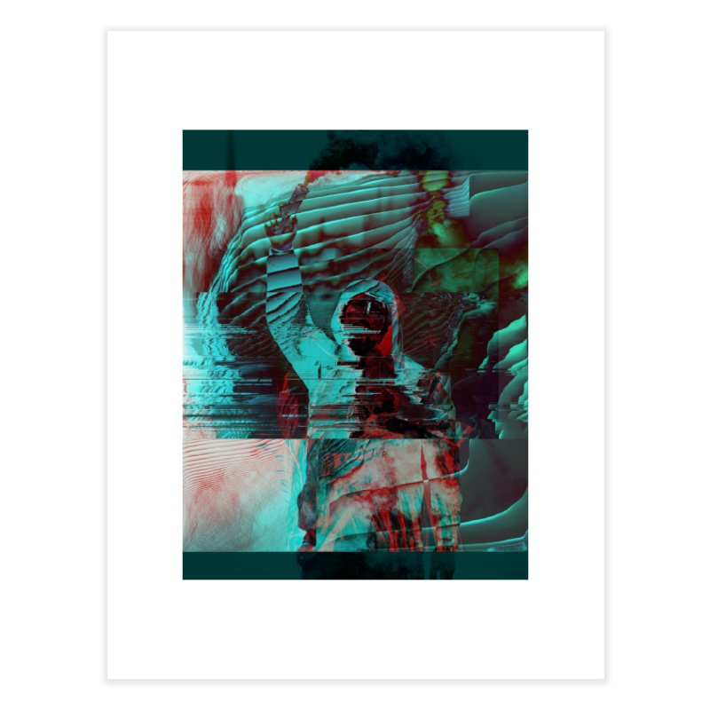 Revolutionary Saint Home Fine Art Print by radesigns's Artist Shop