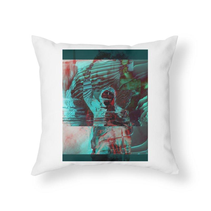 Revolutionary Saint Home Throw Pillow by radesigns's Artist Shop