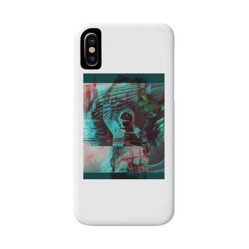 Revolutionary Saint Accessories Phone Case by radesigns's Artist Shop