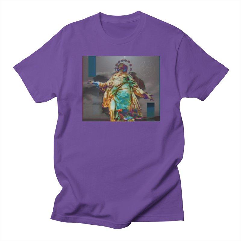 Virgen II Women's Regular Unisex T-Shirt by R-A Designs -  Artist Shop
