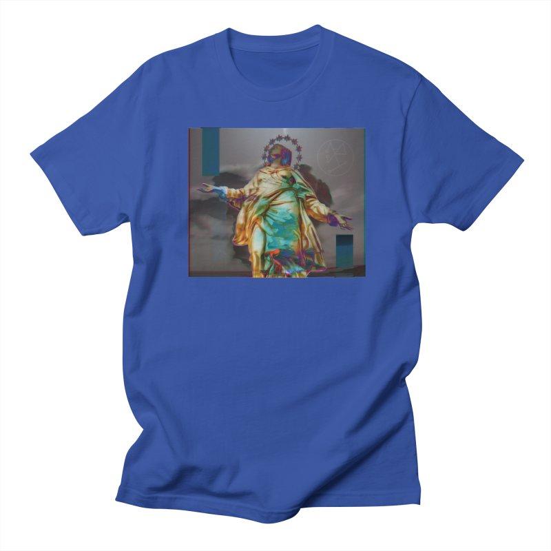 Virgen II Women's Regular Unisex T-Shirt by radesigns's Artist Shop