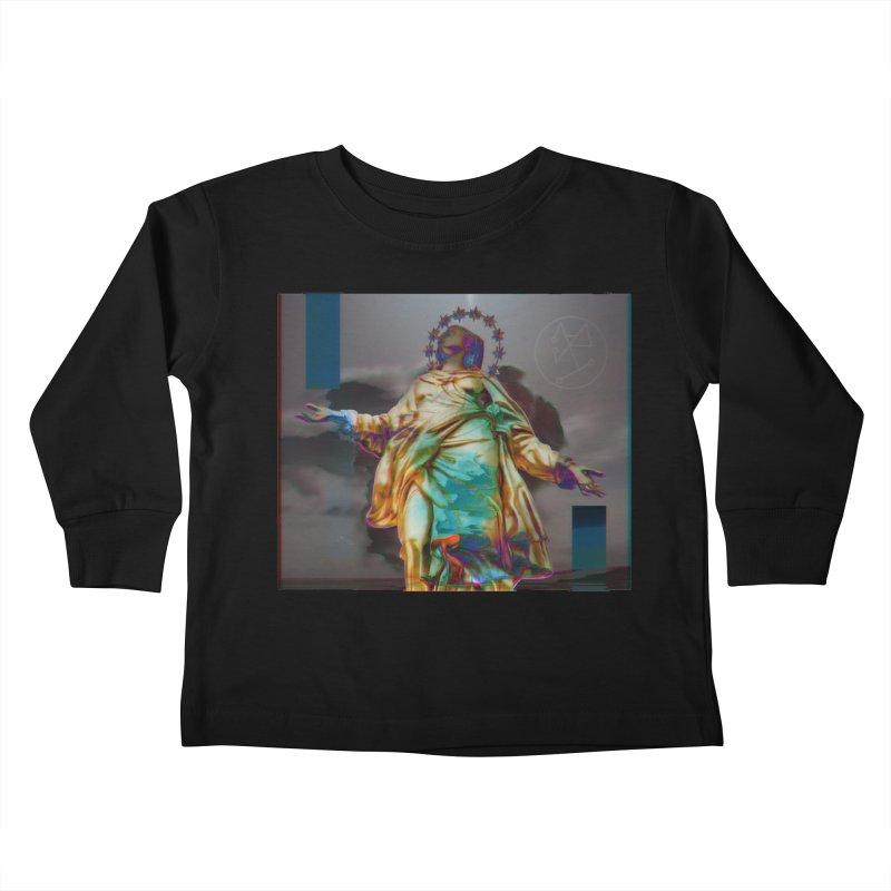 Virgen II Kids Toddler Longsleeve T-Shirt by R-A Designs -  Artist Shop