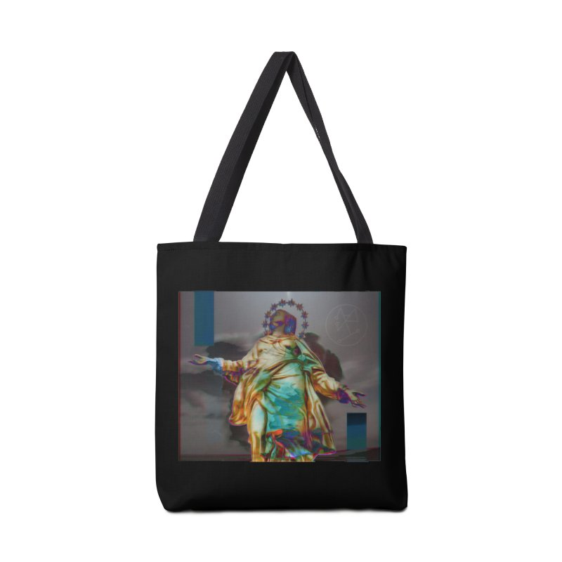 Virgen II Accessories Bag by radesigns's Artist Shop