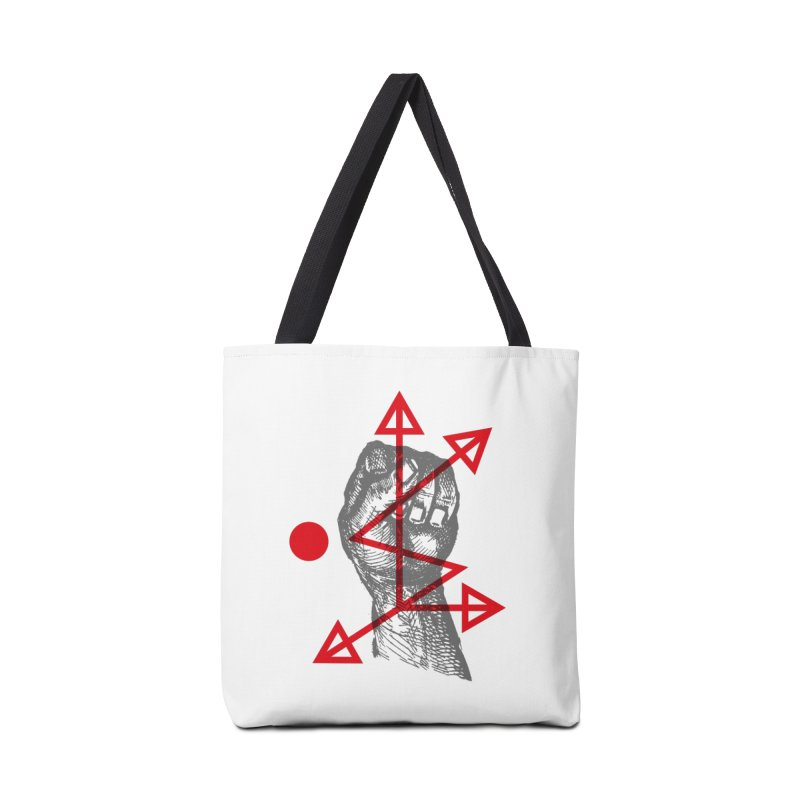 DKMU - Resistance against consensual reality Accessories Bag by radesigns's Artist Shop