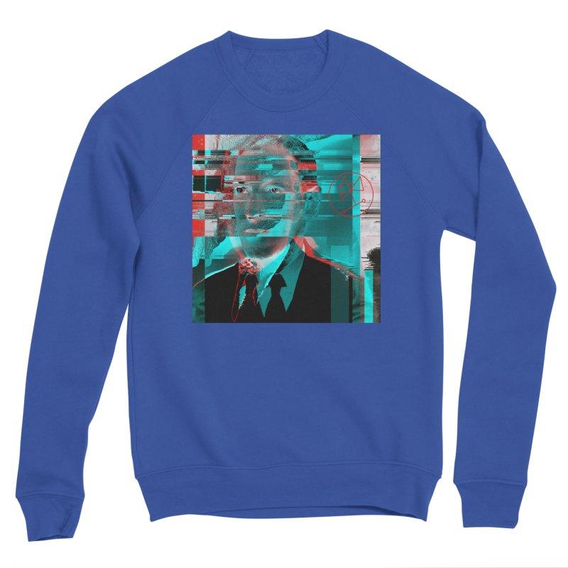 HPL Glitch Women's Sponge Fleece Sweatshirt by R-A Designs -  Artist Shop