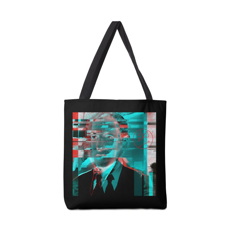 HPL Glitch Accessories Bag by radesigns's Artist Shop
