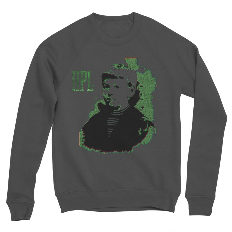 Young HPL Men's Sponge Fleece Sweatshirt by radesigns's Artist Shop