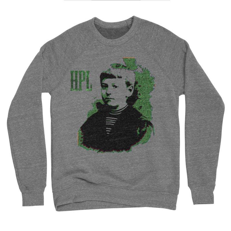 Young HPL Men's Sponge Fleece Sweatshirt by radesigns's Artist Shop
