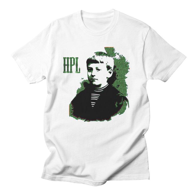 Young HPL Women's Regular Unisex T-Shirt by radesigns's Artist Shop
