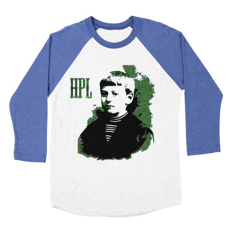 Young HPL Men's Baseball Triblend Longsleeve T-Shirt by R-A Designs -  Artist Shop