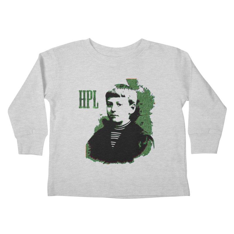 Young HPL Kids Toddler Longsleeve T-Shirt by R-A Designs -  Artist Shop