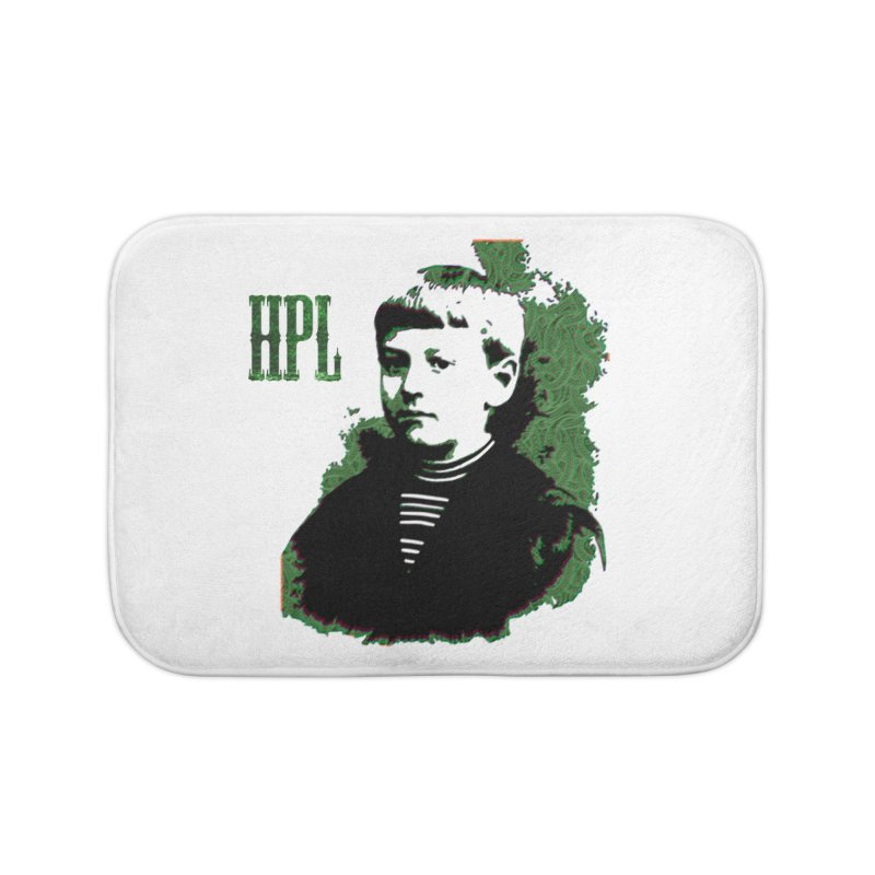 Young HPL Home Bath Mat by radesigns's Artist Shop