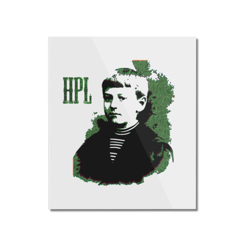 Young HPL Home Mounted Acrylic Print by R-A Designs -  Artist Shop