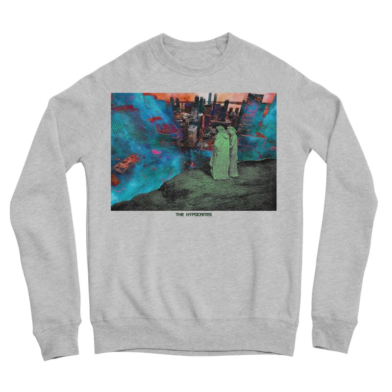 The Hypocrites Men's Sponge Fleece Sweatshirt by R-A Designs -  Artist Shop