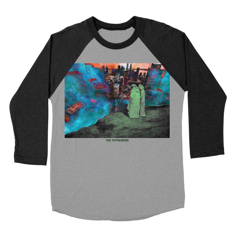 The Hypocrites Men's Baseball Triblend Longsleeve T-Shirt by R-A Designs -  Artist Shop