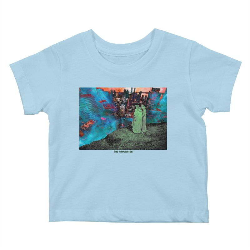 The Hypocrites Kids Baby T-Shirt by R-A Designs -  Artist Shop