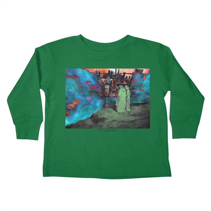 The Hypocrites Kids Toddler Longsleeve T-Shirt by R-A Designs -  Artist Shop