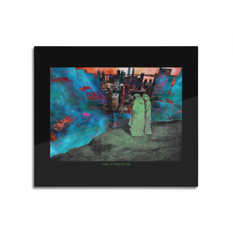 The Hypocrites Home Mounted Acrylic Print by R-A Designs -  Artist Shop