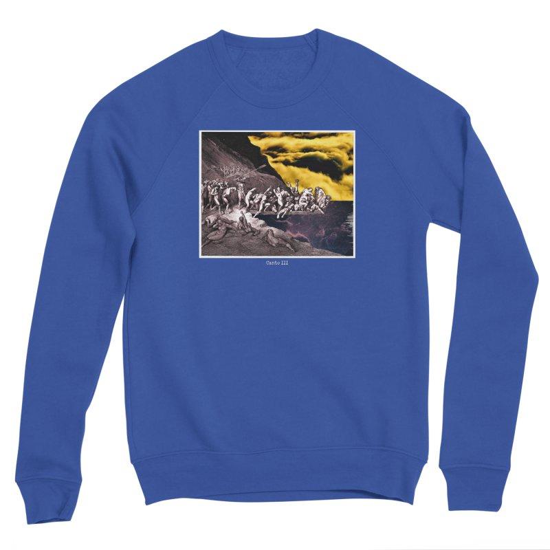 Canto III Women's Sponge Fleece Sweatshirt by R-A Designs -  Artist Shop
