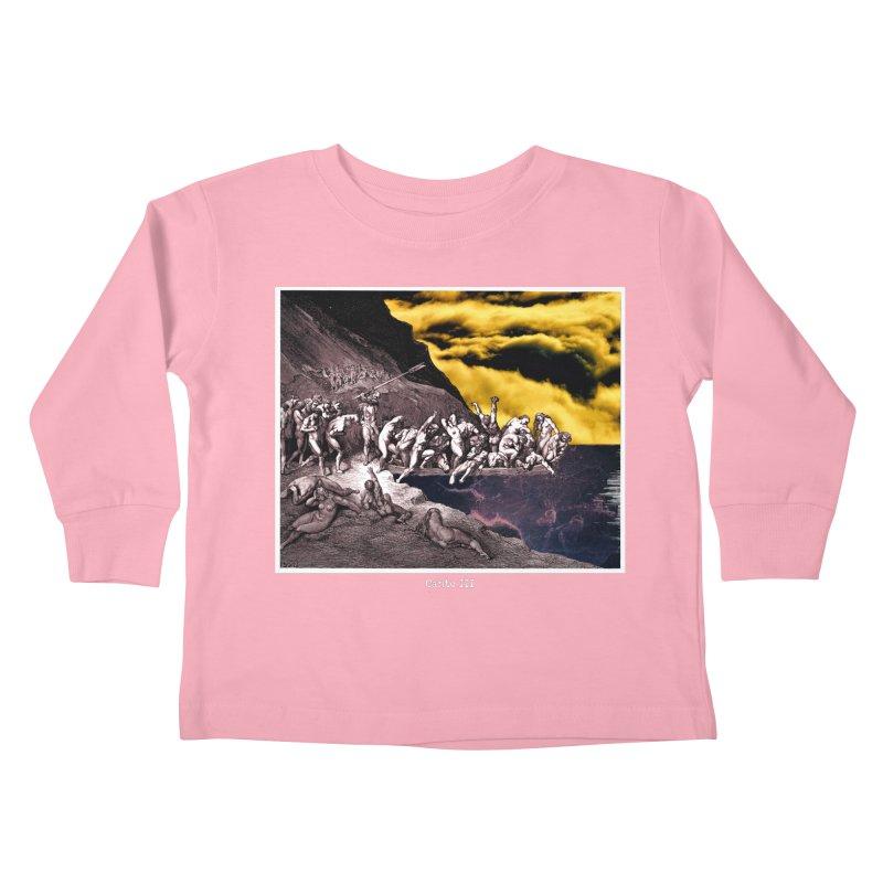 Canto III Kids Toddler Longsleeve T-Shirt by R-A Designs -  Artist Shop