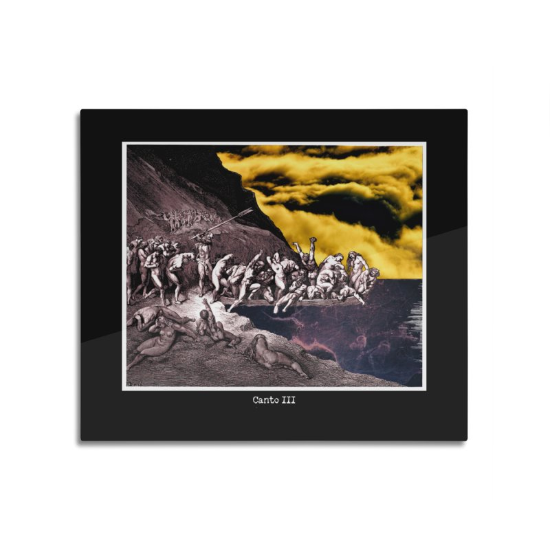 Canto III Home Mounted Acrylic Print by R-A Designs -  Artist Shop