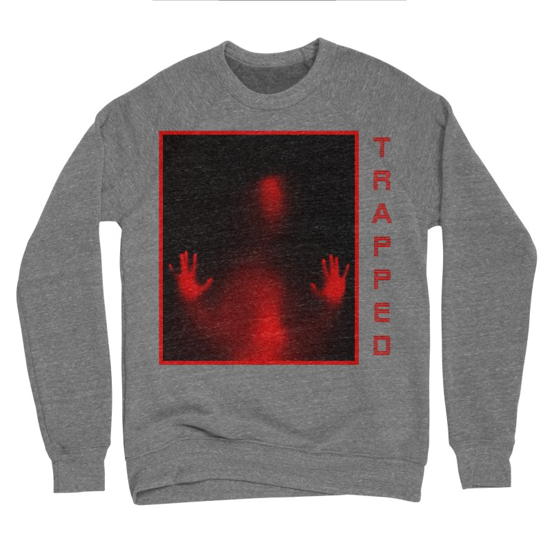 Trapped Men's Sponge Fleece Sweatshirt by R-A Designs -  Artist Shop