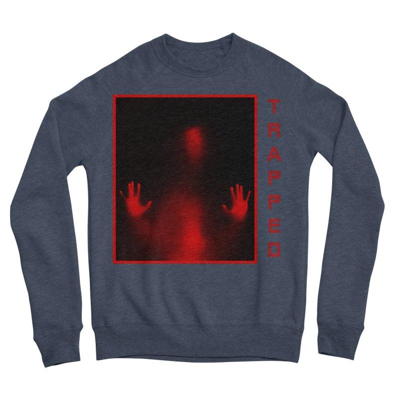Trapped Women's Sponge Fleece Sweatshirt by R-A Designs -  Artist Shop