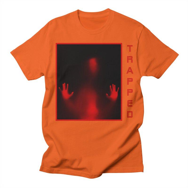 Trapped Women's Regular Unisex T-Shirt by R-A Designs -  Artist Shop