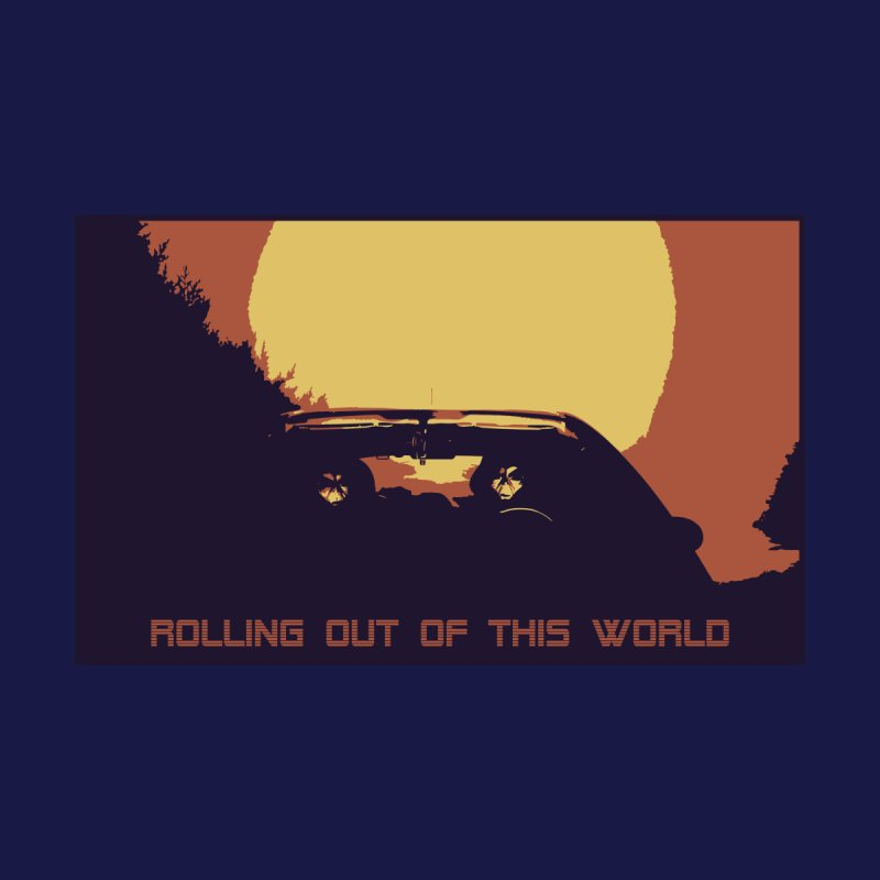 Rolling Out Of This World by R-A Designs -  Artist Shop