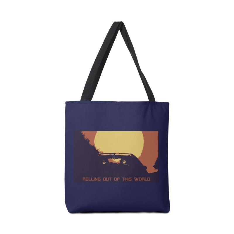 Rolling Out Of This World Accessories Tote Bag Bag by R-A Designs -  Artist Shop