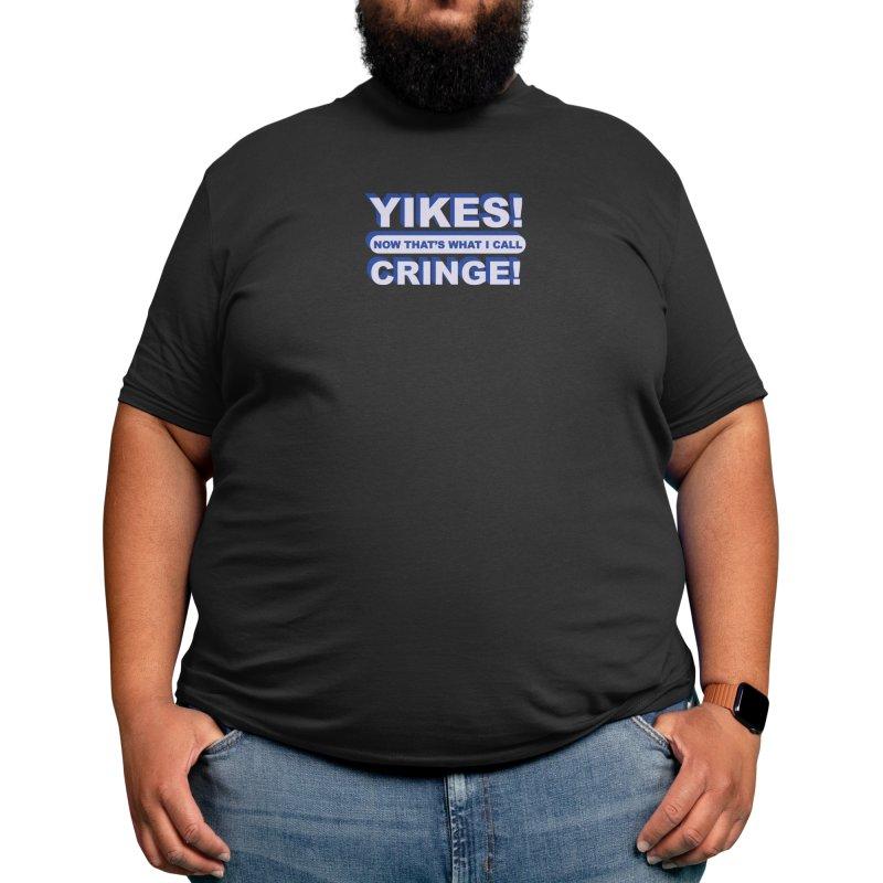 Cringe Men's T-Shirt by Radical Lizard, Radical designs for Radical people