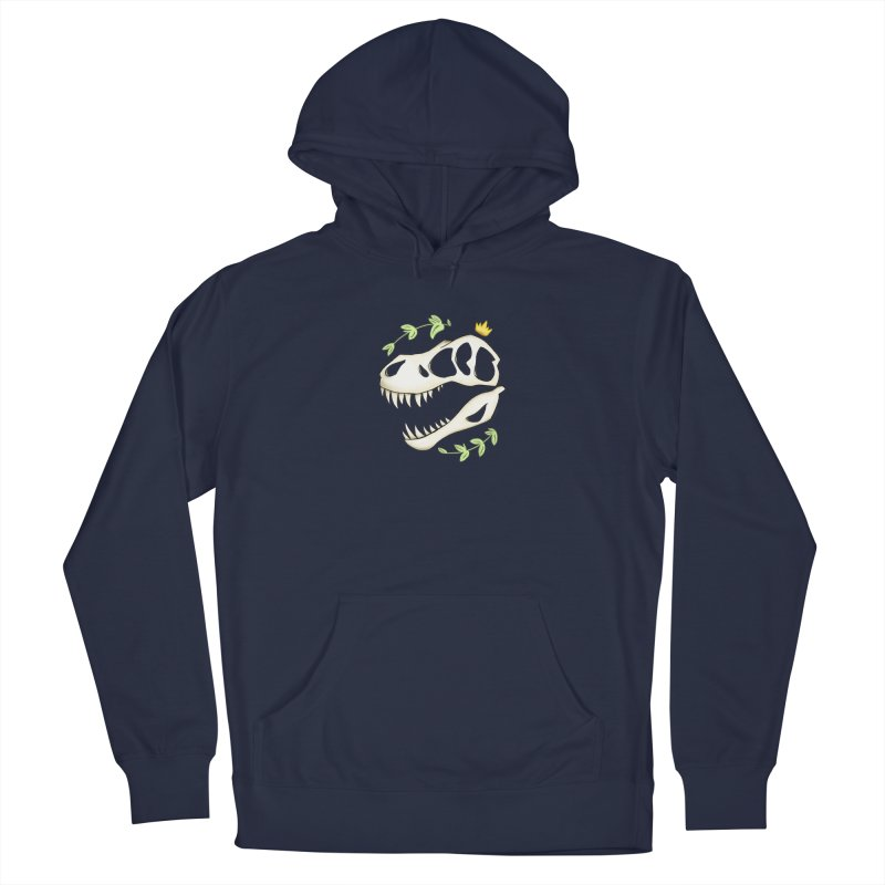 Tyrant King Men's Pullover Hoody by Radiochio's Artist Shop