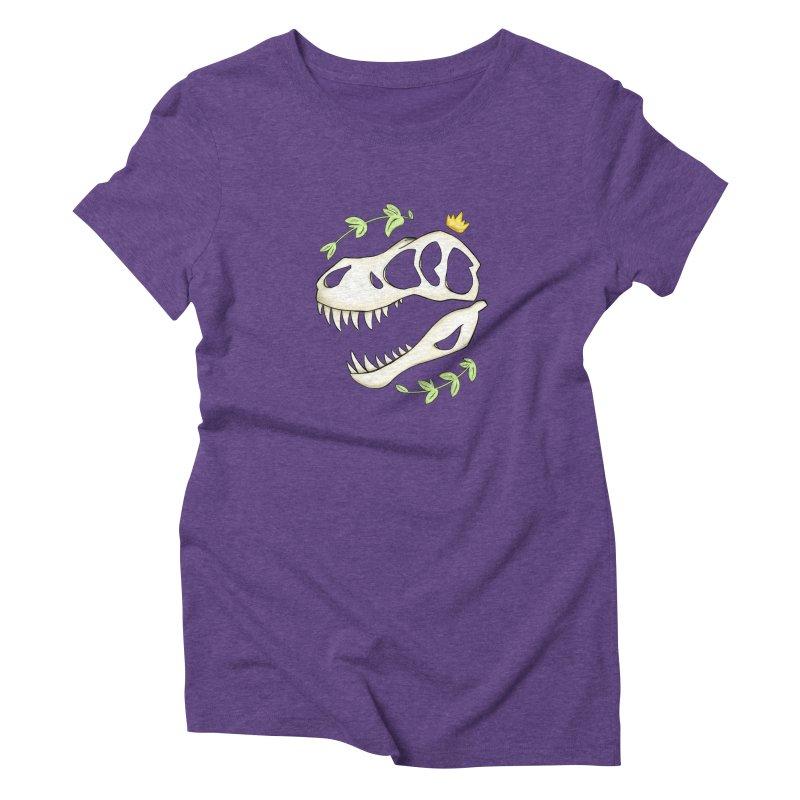 Tyrant King Women's T-Shirt by Radiochio's Artist Shop