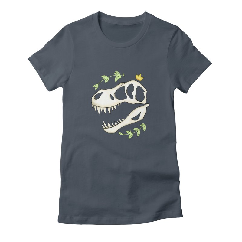 Tyrant King Women's T-Shirt by Radiochio's Artist Shop