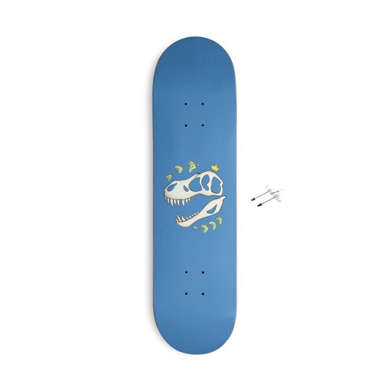 Tyrant King Accessories Skateboard by Radiochio's Artist Shop