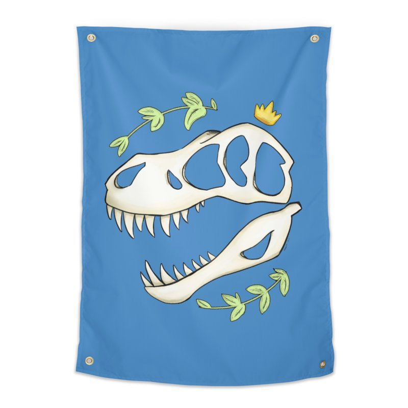 Tyrant King Home Tapestry by Radiochio's Artist Shop