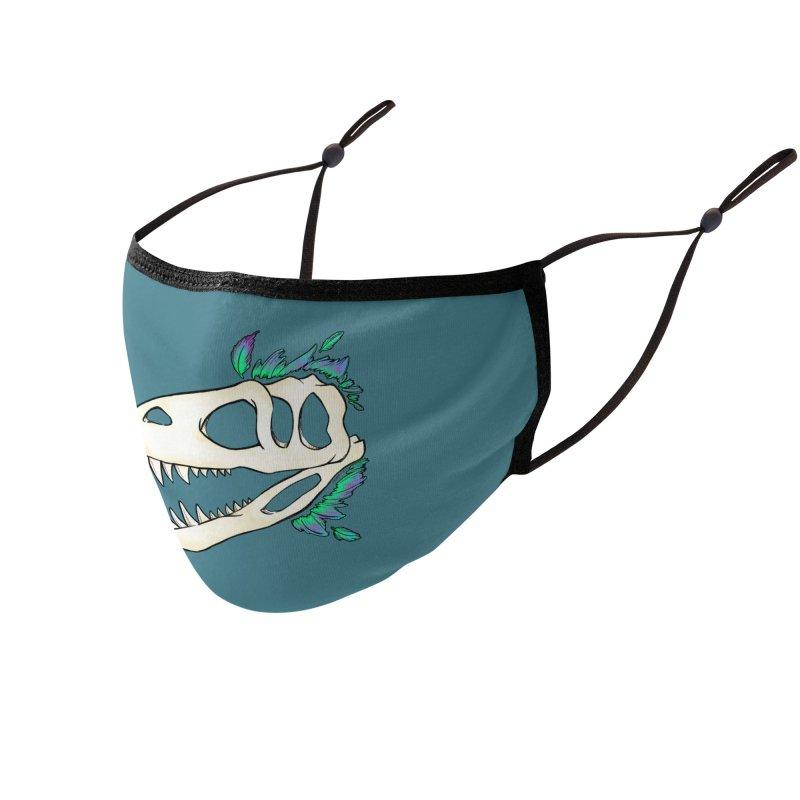 Megalosaurus Accessories Face Mask by Radiochio's Artist Shop