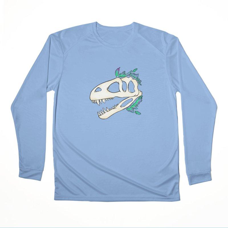 Megalosaurus Men's Longsleeve T-Shirt by Radiochio's Artist Shop