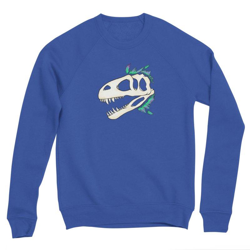 Megalosaurus Men's Sweatshirt by Radiochio's Artist Shop