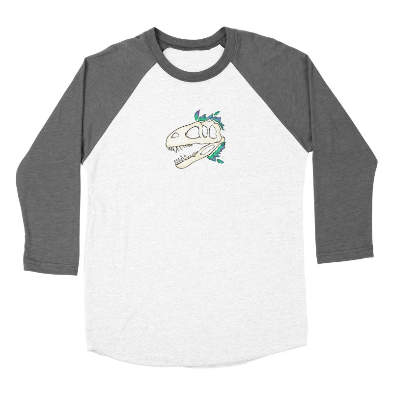 Megalosaurus Women's Longsleeve T-Shirt by Radiochio's Artist Shop