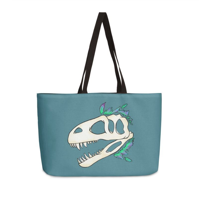 Megalosaurus Accessories Bag by Radiochio's Artist Shop